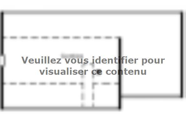 Plan de maison SSC113_P642V7 3 chambres  : Photo 3