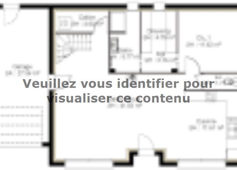 Plan de maison PPCA139_P730V6 : Vignette 1