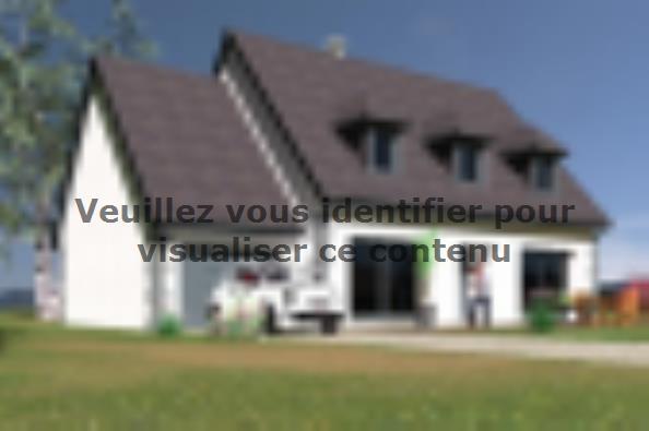 Plan de maison PPCA139_P730V6 4 chambres  : Photo 3