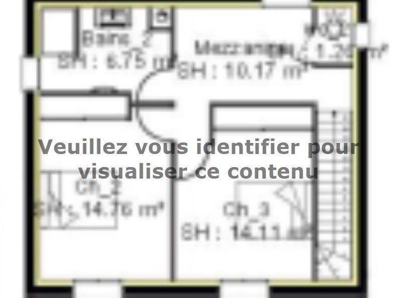 Plan de maison PPE148_P1694V6 : Vignette 2