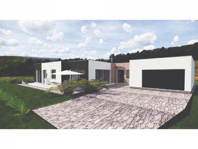 Modèle de maison SM-145-PP-L-GA : Vignette 1
