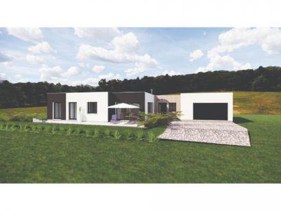 Modèle de maison SM-145-PP-L-GA 2 chambres  : Photo 2
