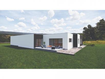 Modèle de maison SM-145-PP-L-GA 2 chambres  : Photo 3