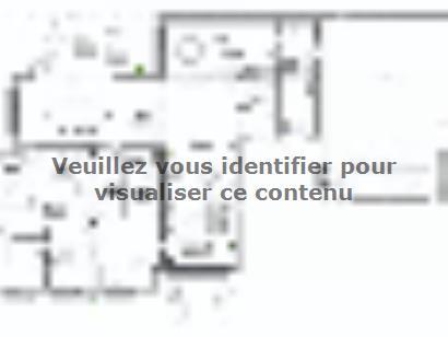 Plan de maison SM-145-PP-L-GA 2 chambres  : Photo 1