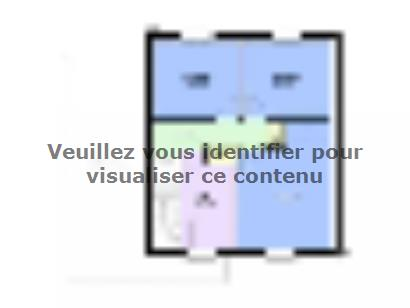 Maison neuve  à  Courcelles-Chaussy (57530)  - 199000 € * : photo 2