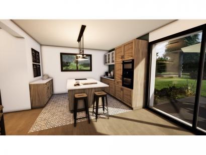 Modèle de maison ELSA 3 chambres  : Photo 6