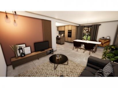 Modèle de maison JEANNE VS 3 chambres  : Photo 4