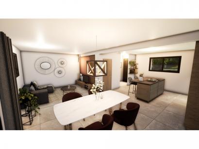 Modèle de maison JEANNE VS 3 chambres  : Photo 5