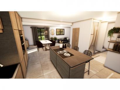 Modèle de maison JEANNE VS 3 chambres  : Photo 7
