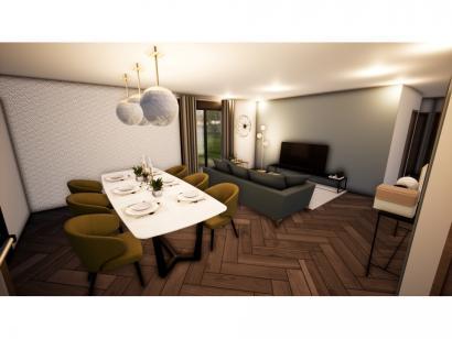 Modèle de maison PAULINE 30 3 chambres  : Photo 4