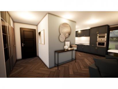 Modèle de maison PAULINE 30 3 chambres  : Photo 7