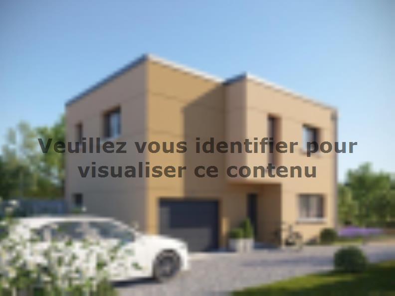 Modèle de maison AM-133-ETG-R-GI : Vignette 2