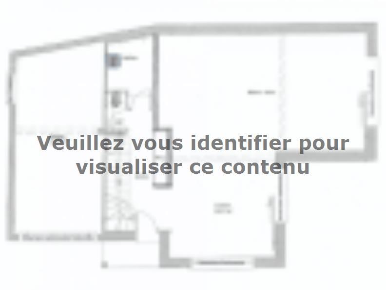 Plan de maison AM-133-ETG-R-GI : Vignette 1
