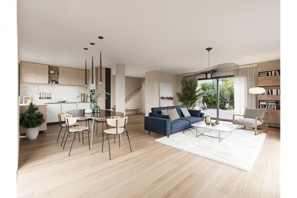 Modèle de maison Inova 125 4 chambres  : Photo 2