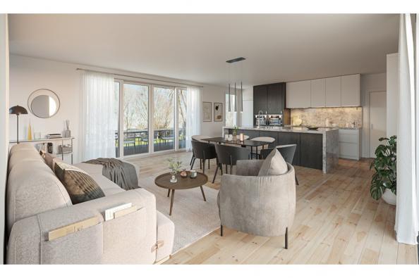 Modèle de maison Concept 160 Brique 5 chambres  : Photo 2