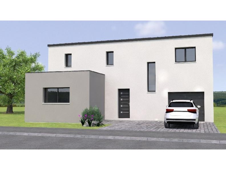 Modèle de maison R1MP19135-4GI : Vignette 1
