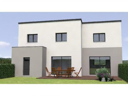 Modèle de maison R1MP19135-4GI 4 chambres  : Photo 2