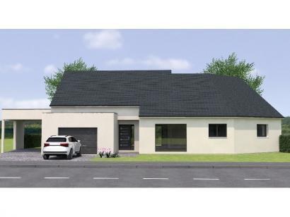 Modèle de maison PPV19115-3GI 3 chambres  : Photo 1