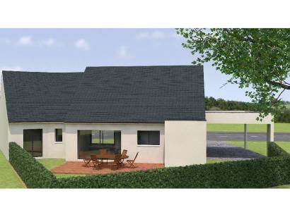 Modèle de maison PPV19115-3GI 3 chambres  : Photo 2