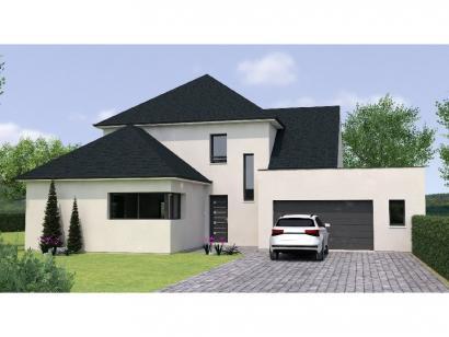 Modèle de maison R119158-4GI 4 chambres  : Photo 1