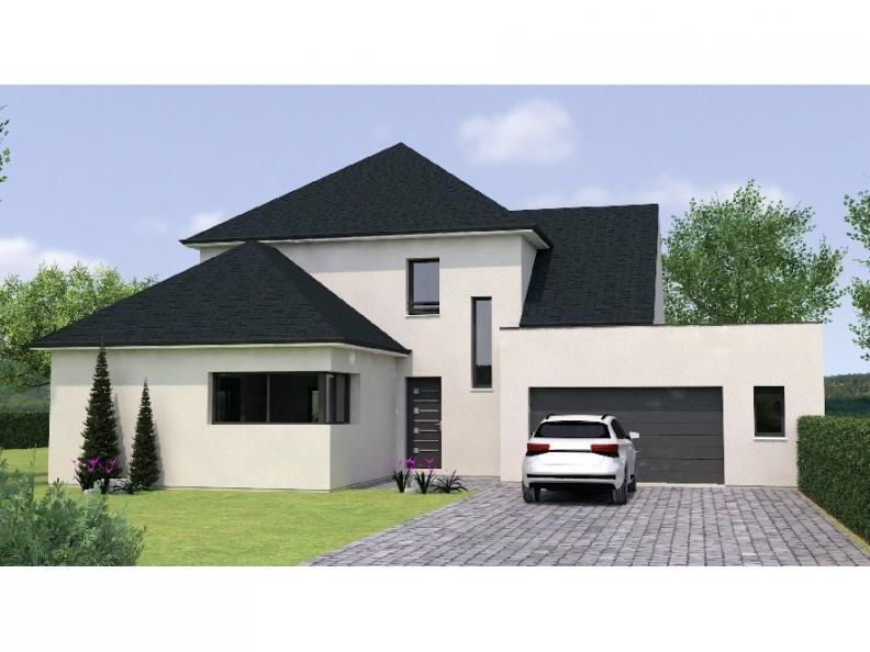 Modèle de maison R119158-4GI : Vignette 1