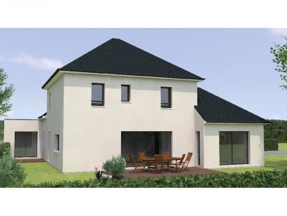 Modèle de maison R119158-4GI 4 chambres  : Photo 2