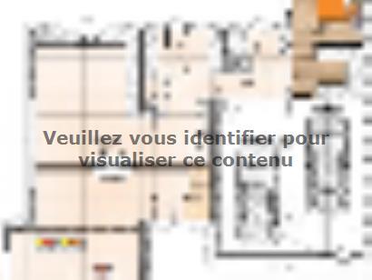 Plan de maison R119158-4GI 4 chambres  : Photo 1