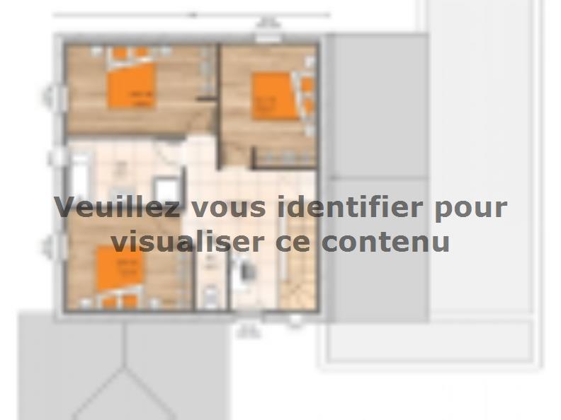 Plan de maison R119158-4GI : Vignette 2