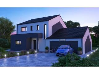 Maison à construire à Haucourt-Moulaine (54860)