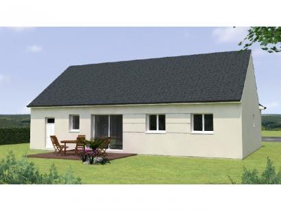 Modèle de maison PP1988-3GI 3 chambres  : Photo 2