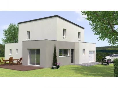Modèle de maison R1TT19129-4GI 4 chambres  : Photo 1