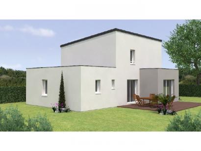 Modèle de maison R1TT19129-4GI 4 chambres  : Photo 2