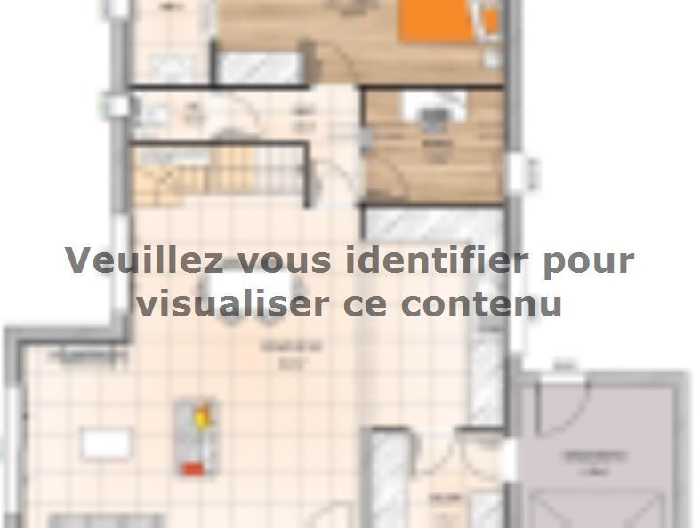 Plan de maison R1TT19129-4GI : Vignette 1