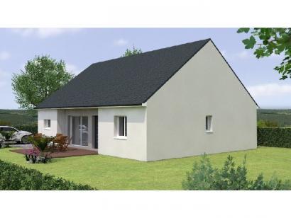Modèle de maison PP1997-3GI 3 chambres  : Photo 2
