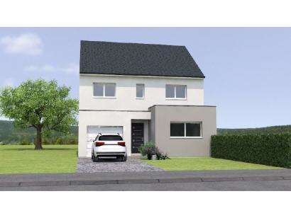 Modèle de maison R119125-3GI 3 chambres  : Photo 1