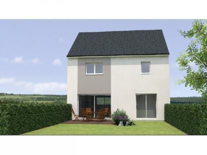 Modèle de maison R119125-3GI 3 chambres  : Photo 2