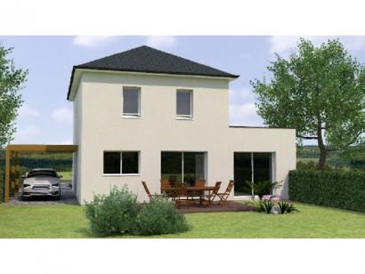 Modèle de maison R19122-4 4 chambres  : Photo 2