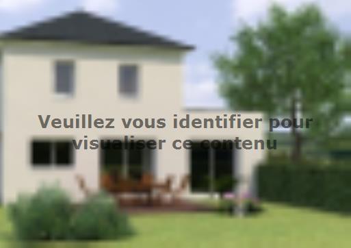Modèle de maison R19122-4 : Vignette 2
