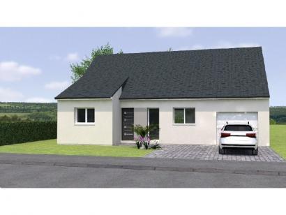 Modèle de maison PP1994-3GI 3 chambres  : Photo 1