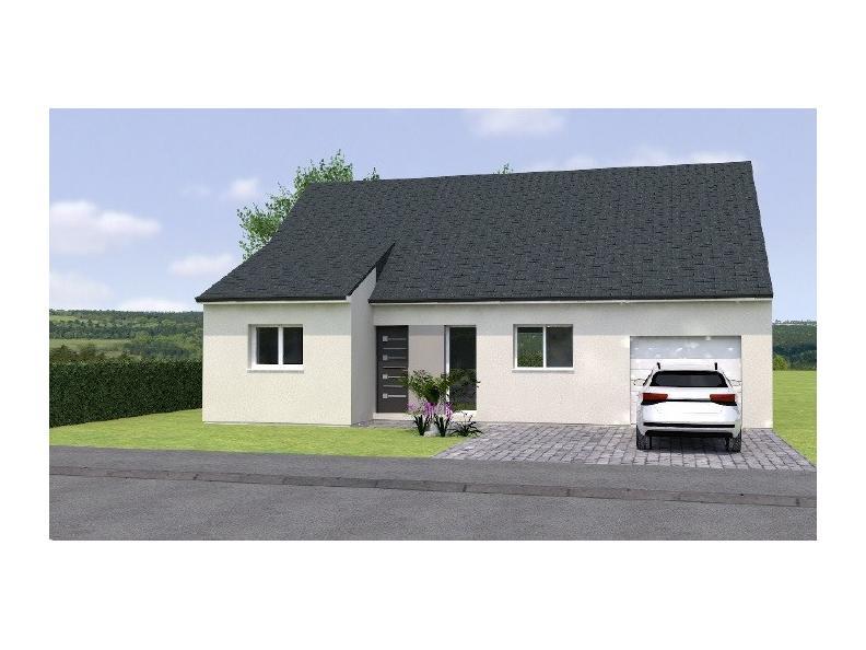 Modèle de maison PP1994-3GI : Vignette 1