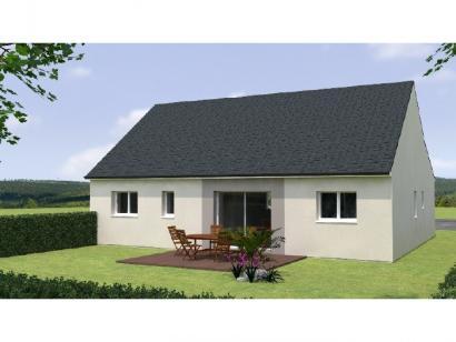 Modèle de maison PP1994-3GI 3 chambres  : Photo 2