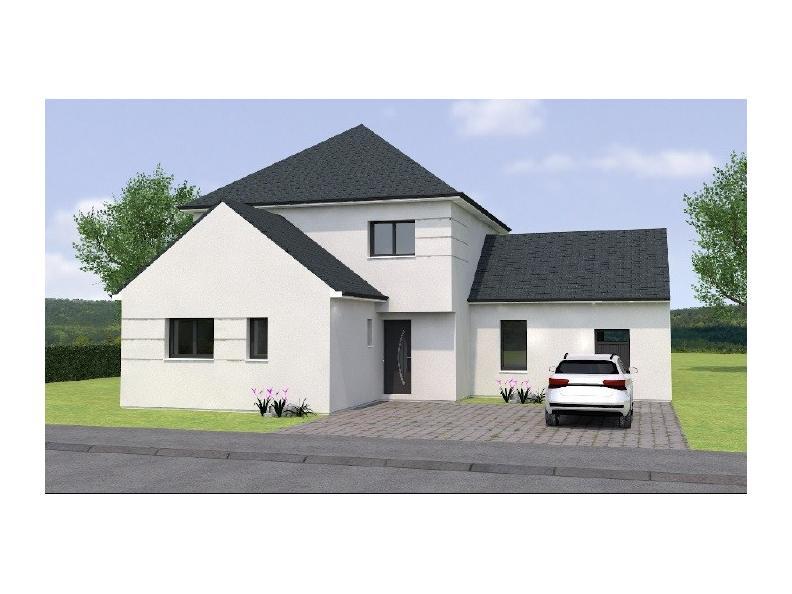 Modèle de maison R19129-4GI : Vignette 1