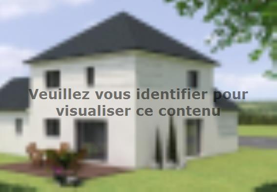 Modèle de maison R19129-4GI : Vignette 2