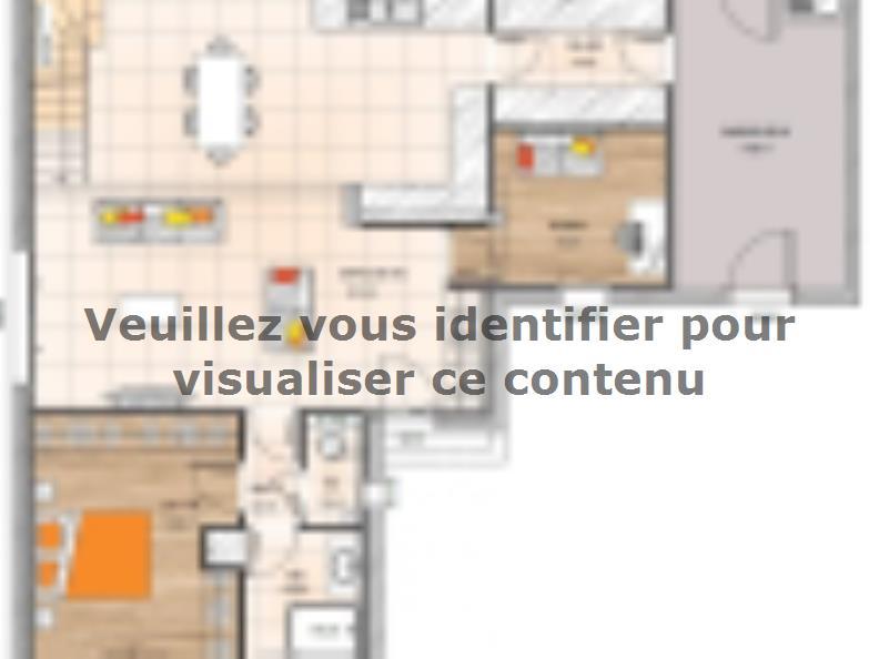 Plan de maison R19129-4GI : Vignette 1
