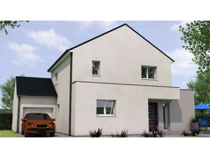 Modèle de maison R119114-4GA 4 chambres  : Photo 1