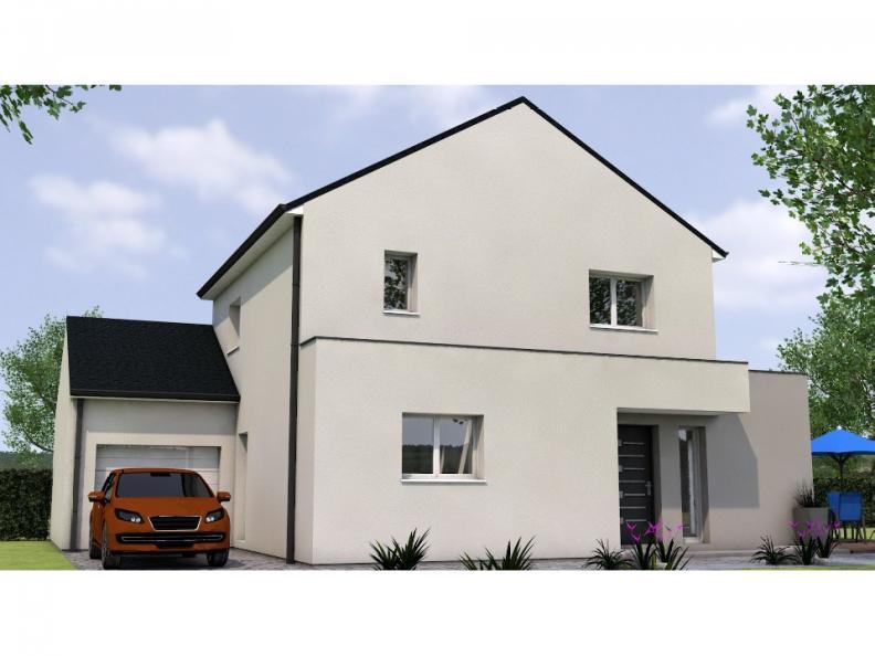 Modèle de maison R119114-4GA : Vignette 1