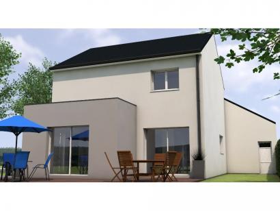 Modèle de maison R119114-4GA 4 chambres  : Photo 2