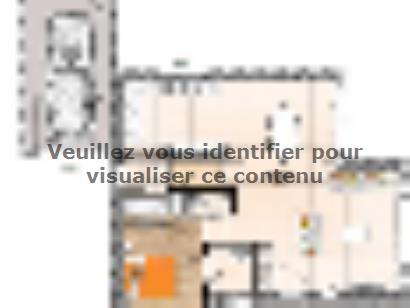Plan de maison R119114-4GA 4 chambres  : Photo 1