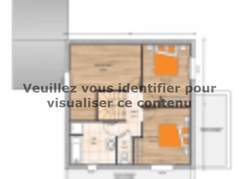 Plan de maison R119114-4GA : Vignette 2