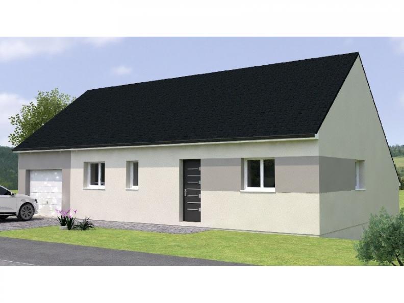 Modèle de maison PP19104-4GI : Vignette 1